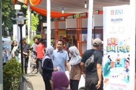 10 UKM Binaan BNI Hadir di Halal Park 2019
