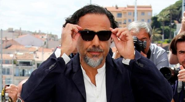 Sutrdara Alejandro Gonzalez Inarritu saat menghadiri Festival Film Cannes - Reuters