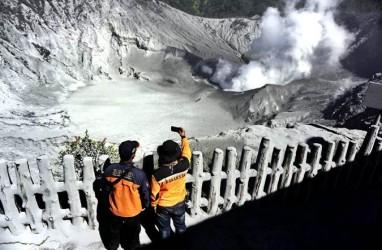 Letusan Tangkuban Parahu Tak Picu Aktivitas Sesar Lembang