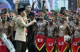 Warga Pegunungan Tengah Papua Diminta Lestarikan Koteka