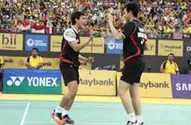 Live Streaming Jepang Terbuka, Asa Jonathan Christie dan Praveen/Melati, Ganda Putra All Indonesia Final