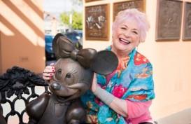 Russi Taylor, Pengisi Suara Minnie Mouse Meninggal pada Usia 75 Tahun