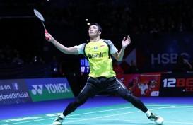 Kalah dari Momota di Final Japan Open, Jonatan Akui Kurang Sabar