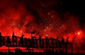 Final Piala Indonesia 2018-2019 PSM vs Persija Leg Kedua Resmi Ditunda