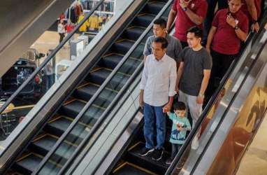 Jokowi Restui Gibran Masuk Bursa Calon Wali Kota Solo
