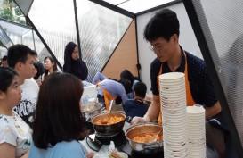 K-food Fair 2019 Suguhkan Makanan Serba Korea