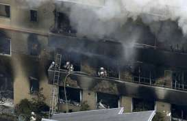 Kebakaran Studio Kyoto Animation Tewaskan 35 Orang, Polisi Geledah Apartemen Tersangka