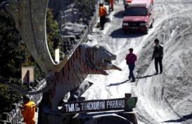 Dinkes: Puluhan Korban Erupsi Gunung Tangkuban Parahu karena Sesak Napas