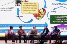 Indonesia Terlalu Andalkan Beras, Puluhan Sumber Pangan…
