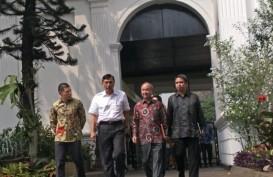 Bos SoftBank Temui Jokowi, Luhut Minta Investasi Lebih Banyak