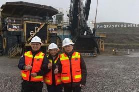 BERITA FOTO : Kunjungan Pertama Rini Soemarno ke Freeport,…