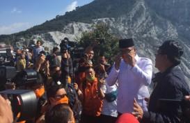 Kapan Gunung Tangkuban Parahu Dibuka Kembali? Ridwan Kamil: Tidak Hari Ini