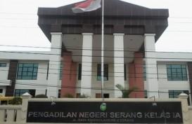 Status Hukum Walikota Serang Akan Ditentukan Dalam Waktu Dekat
