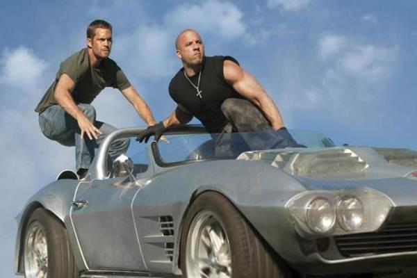 Vin Diesel dalam Fast and Furious 8 - Reuters