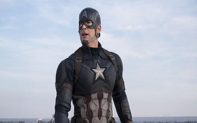 Salah satu karakter Marvel, Captain America - Istimewa