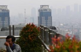 Kualitas Udara Malam di Jakarta Membaik