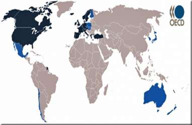 Rasio Pajak Indonesia Ternyata di Bawah Rata-Rata OECD
