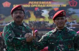 Komandan Komando Operasi Khusus Resmi Dijabat Brigjen TNI Rochadi