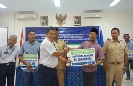 Lombok International Airport Salurkan Dana Pinjaman Kemitraan dan Dana Bina Lingkungan
