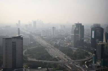 Kualitas Udara Jakarta Buruk, Wapres JK : Itu Tugas Gubernur