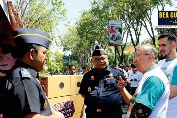 Komit Berantas Korupsi, Bea Cukai Terlibat Aktif di Roadshow KPK
