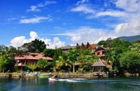 Dukung Tujuan Wisata Danau Toba, Jalan Lingkar Samosir Diperlebar