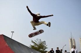 Habiskan Rp800 Juta, Ini Contoh Pembangunan Skatepark…