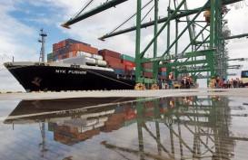 Tren Kapal Berukuran Jumbo, Ini yang Dilakukan Operator Terminal Peti Kemas