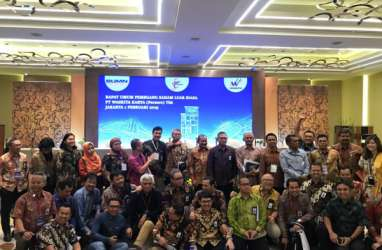KINERJA EMITEN : Waskita Karya (WSKT) Kantongi Pendapatan Rp14,79 Triliun pada Semester I/2019