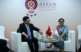 Indonesia dan Vietnam Bahas Penyelesaian Negosiasi Batas Maritim ZEE