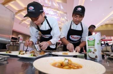 Chef Profesional Ditantang Berkreasi dengan Bumbu Instan