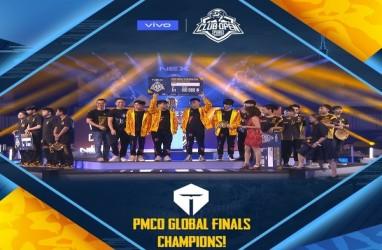 Tim PUBG Mobile China Dominasi Turnamen PMCO 2019 Di Berlin