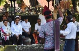 Pemerintah Bakal Perbaiki Rumah Adat Batak Samosir