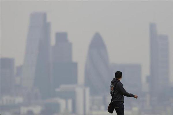 Polusi - Reuters/Luke MacGregor