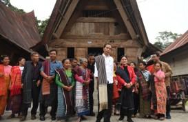 Jokowi Kunjungi Tapanuli Utara, Penghasil 95 Persen Suara Pilpres 2019