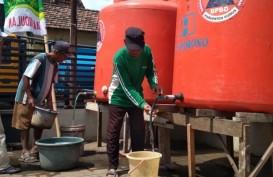 BPBD Cilacap Kehabisan Anggaran Bantuan Air Bersih