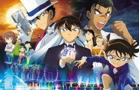 Detektif Conan: The Fist of Blue Sapphire Sajikan Kisah Misteri Berbeda