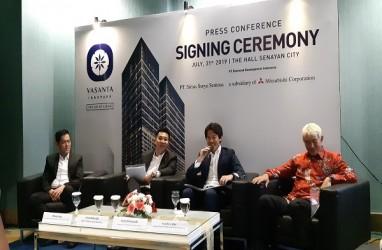 Vasanta Diamond Development Kembangkan Superblok di Cikarang