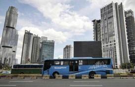Ratusan Bus Transjakarta Akan Ditambah Fasilitas Tap On Bus