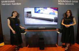 GADGET BARU: Home Theater Samsung Harman Kardon Soundbar Q90R
