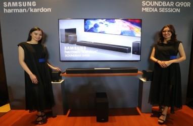 GADGET BARU: Home Theater Samsung Harman Kardon Soundbar Q90R