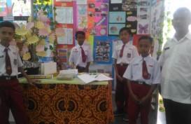 26 Sekolah Mitra Tanoto Foundation di Kendal unjuk Kreativitas