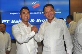 Bakrie & Brothers (BNBR) Perbaiki Rapor Merah