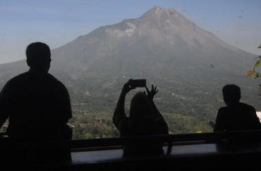 Sejumlah Gunung Api Alami Peningkatan Aktivitas Signifikan