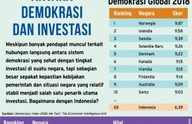 Realisasi Investasi Tak Melulu Soal Demokrasi