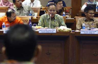 Gara-Gara Wacanakan Impor Rektor Asing, Menristekdikti Mengaku Dibully Netizen