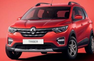 Renault Buka Peluang Triber Jadi Taksi Online