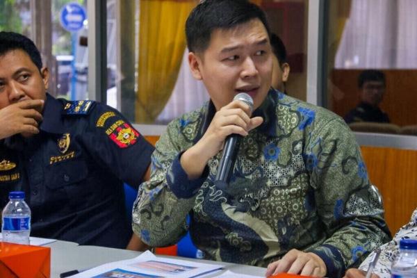 Presiden Direktur Mark Dynamics Indonesia Ridwan. Bisnis - Istimewa