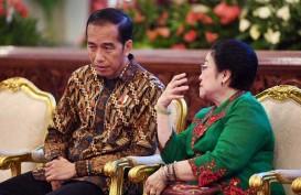 Megawati dan Jokowi Bahas Kabinet dan Isu Strategis Pemerintahan di Kongres V PDIP