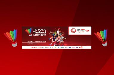 Live Streaming Thailand Open: Marcus/Kevin ke Perempatfinal, Shesar Hiren Singkirkan Lin Dan